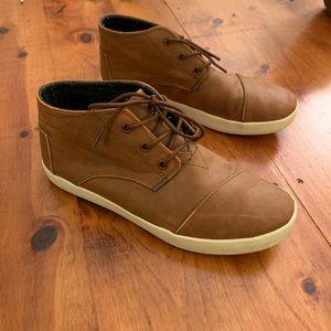 Toms beige/tan Bota Boots
